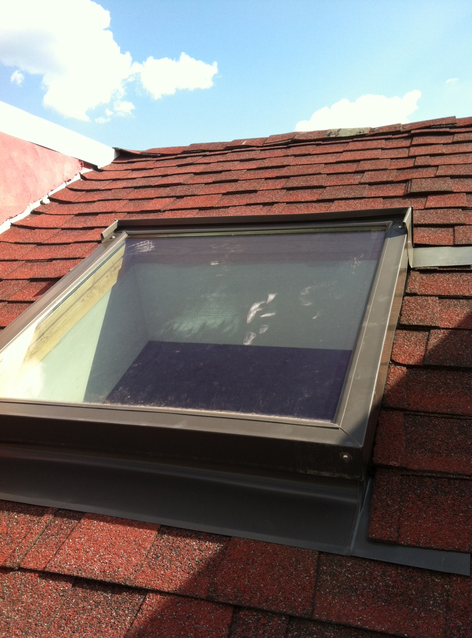 Hoboken, NJ, We fix and install skylights