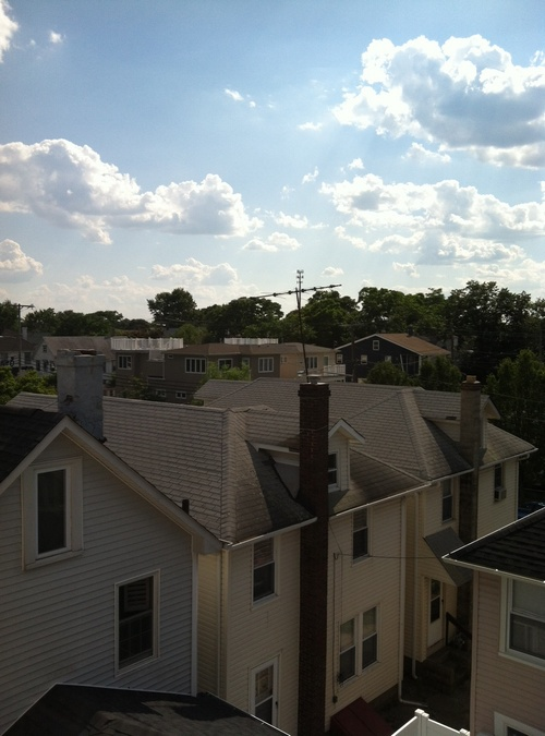 Bayonne, NJ roofs and chimneys